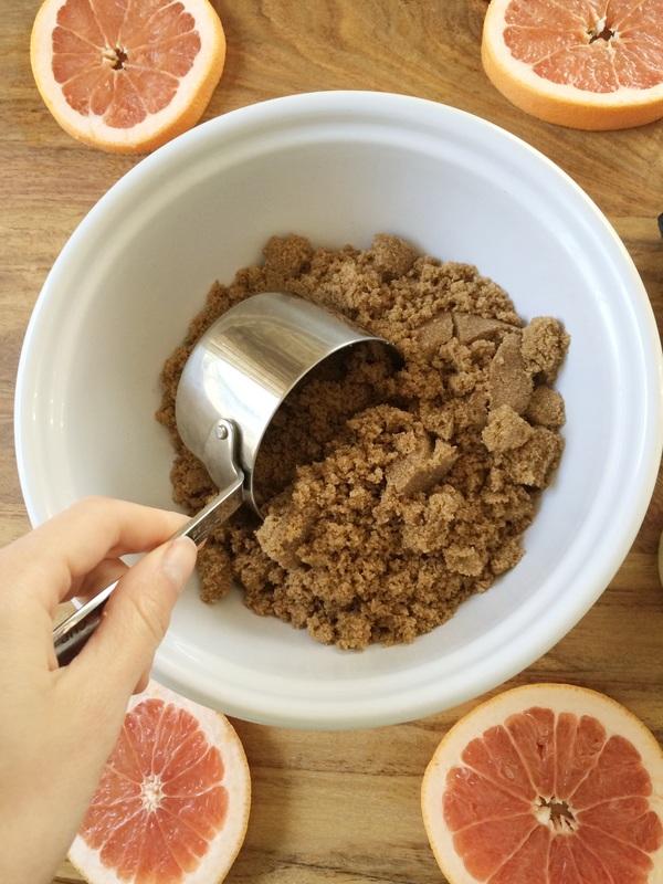 Eva Amurri shares an easy DIY Brown Sugar and Citrus Body Scrub