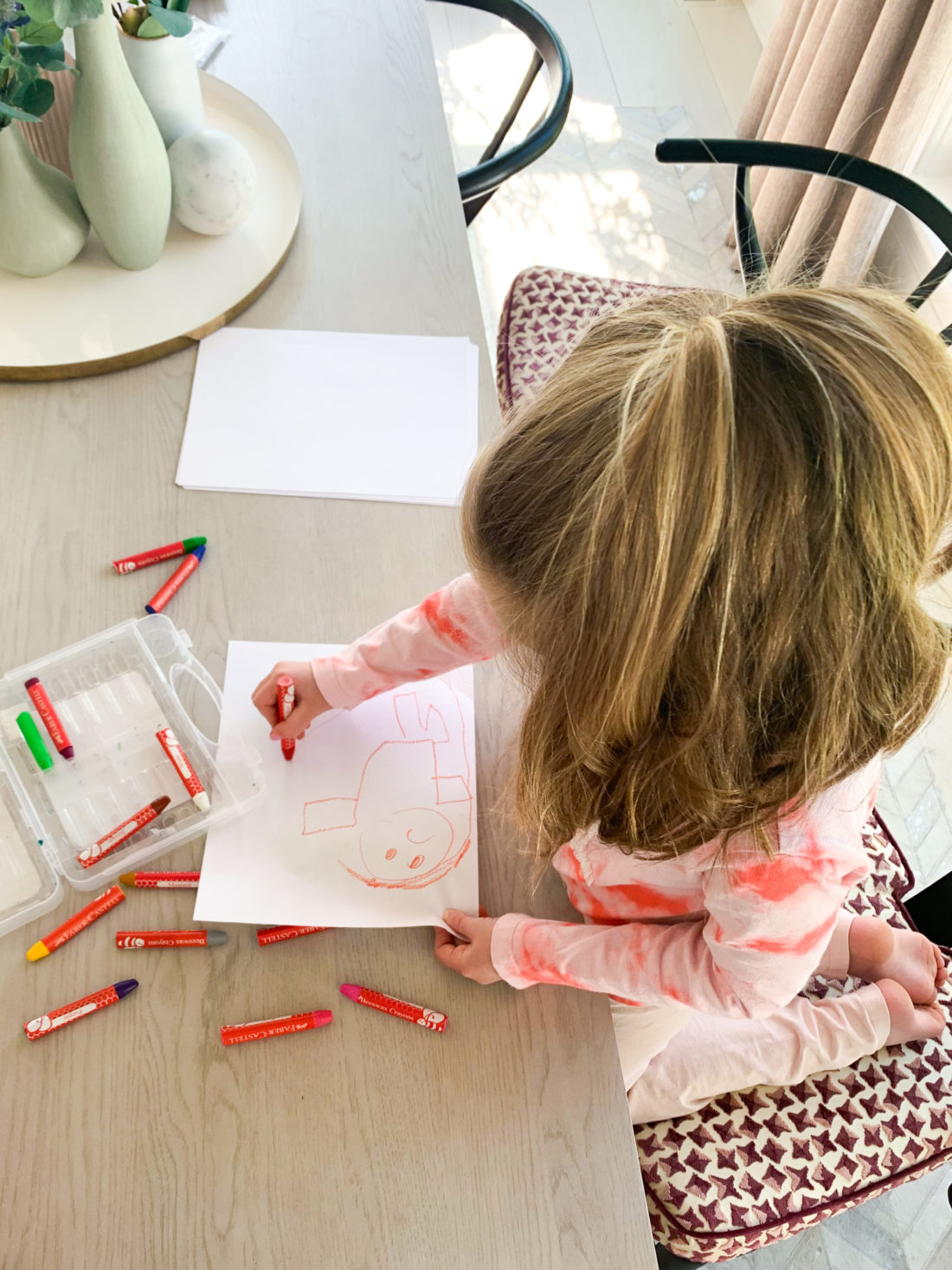 Eva Amurri shares how she's helping her daughter cope with anxiety