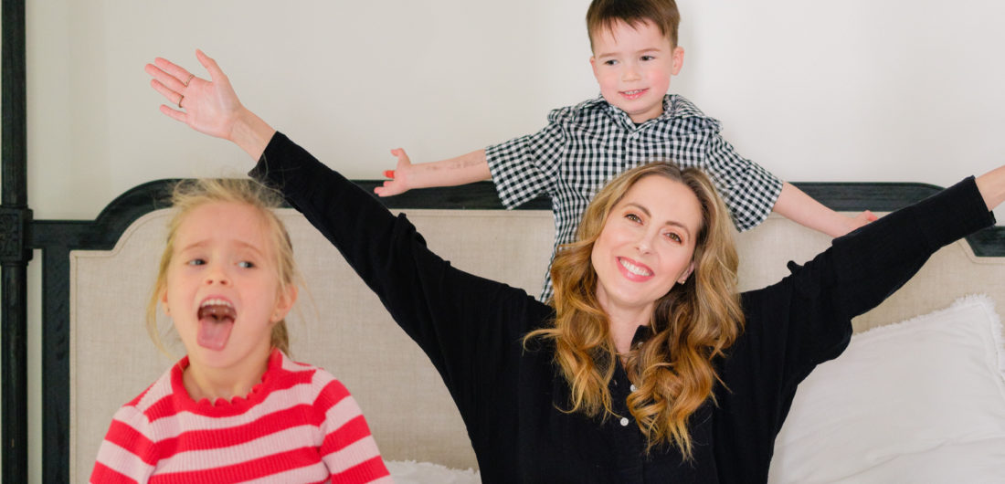 Eva Amurri shares tips on transitioning loungewear to streetwear
