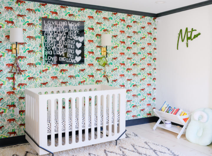 Eva Amurri shares her son Mateo's updated nursery