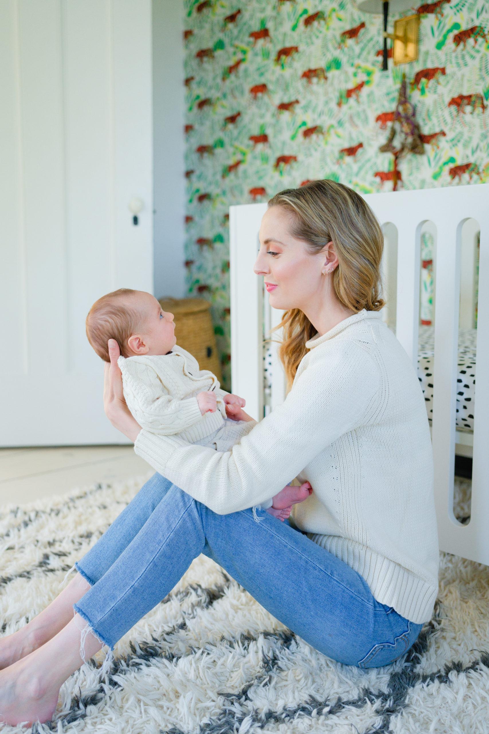 Eva Amurri shares her son Mateo's updated nursery