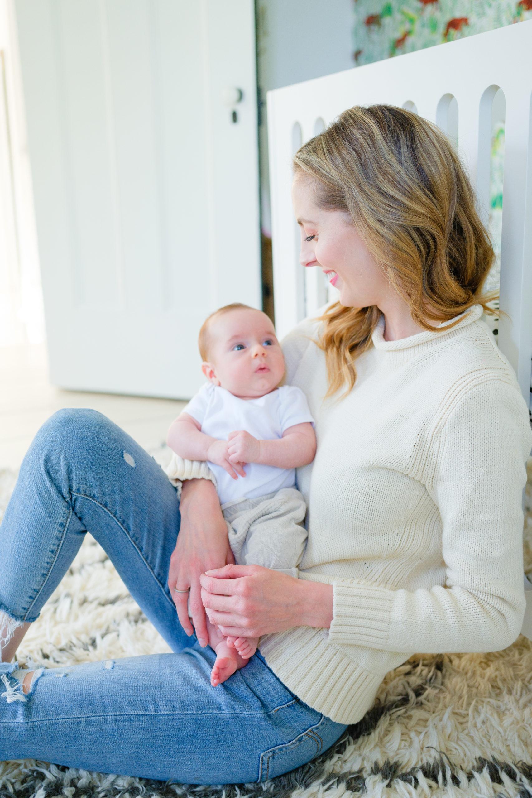 Eva Amurri shares her son Mateo's nursery update