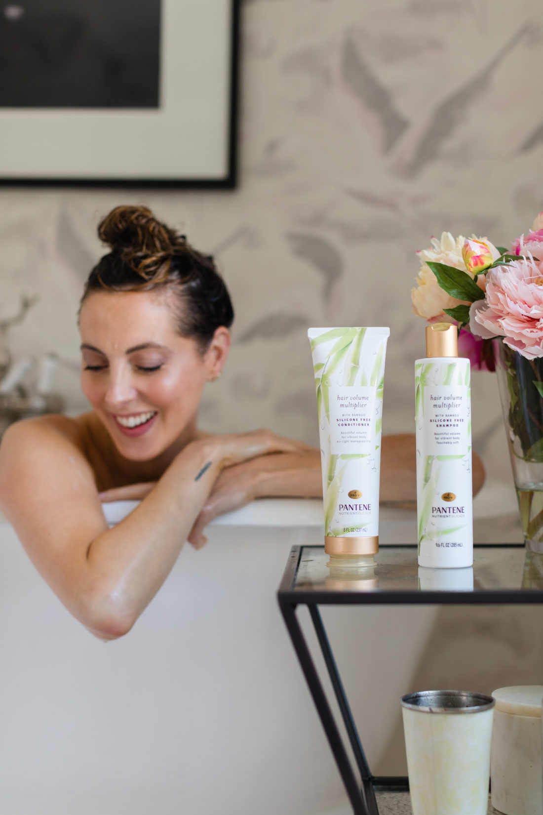 Eva Amurri shares how she's revitalizing her postpartum hair