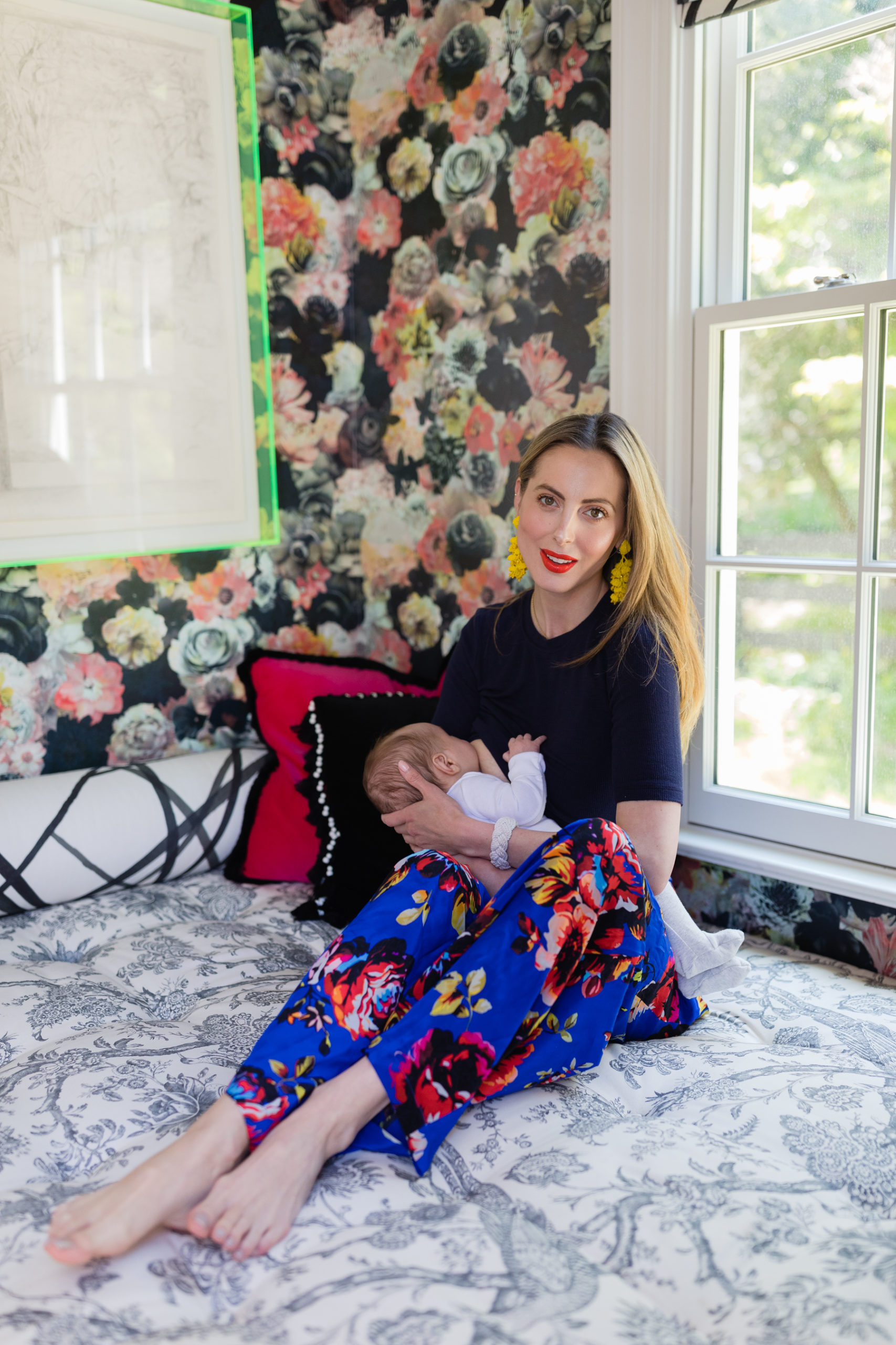 Eva Amurri shares the process of weaning her son Mateo