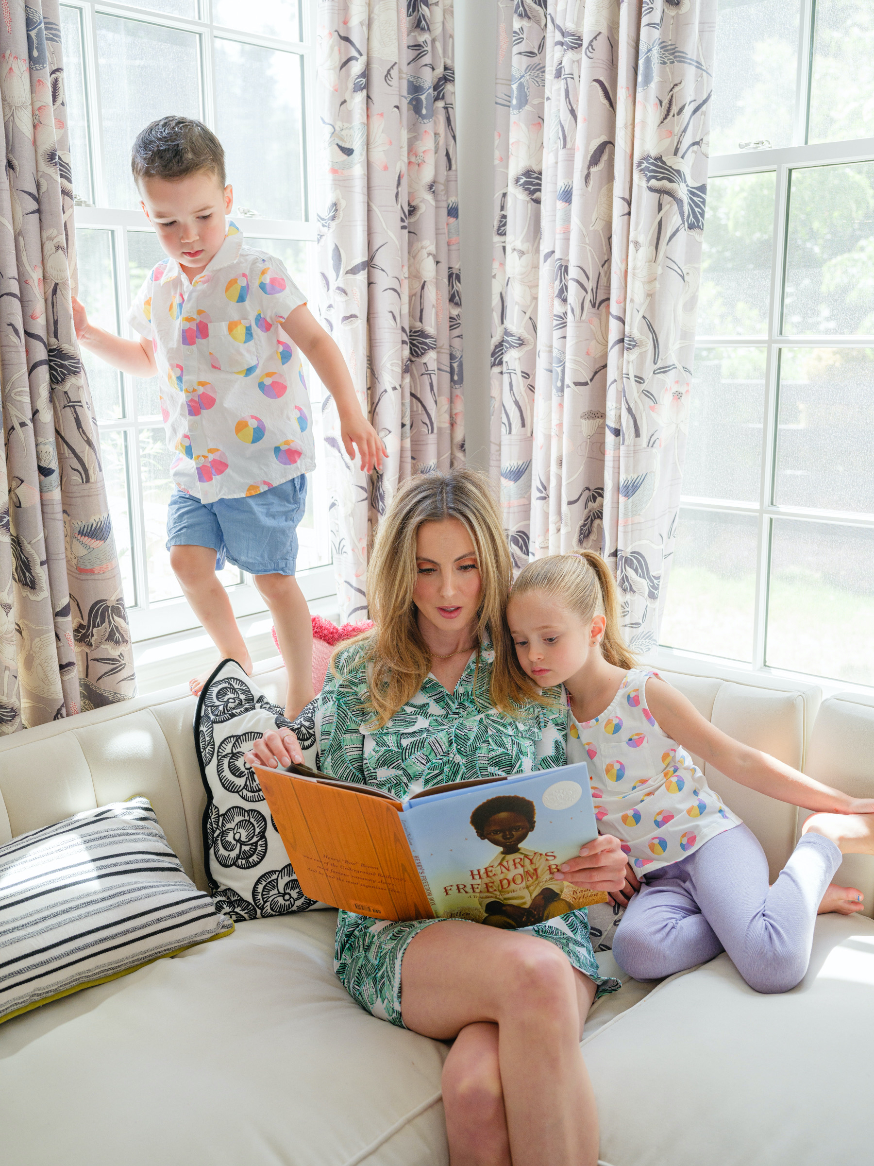 Eva Amurri shares how she's talking to her kids about racism