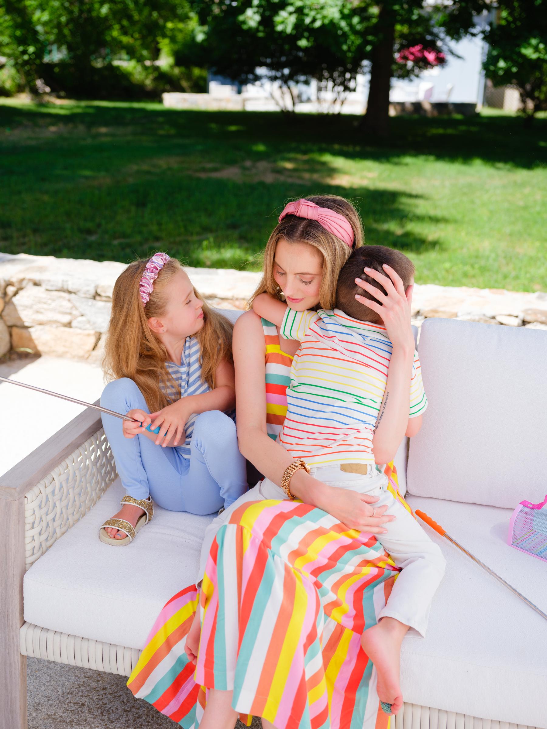 Eva Amurri shares her striped style roundup