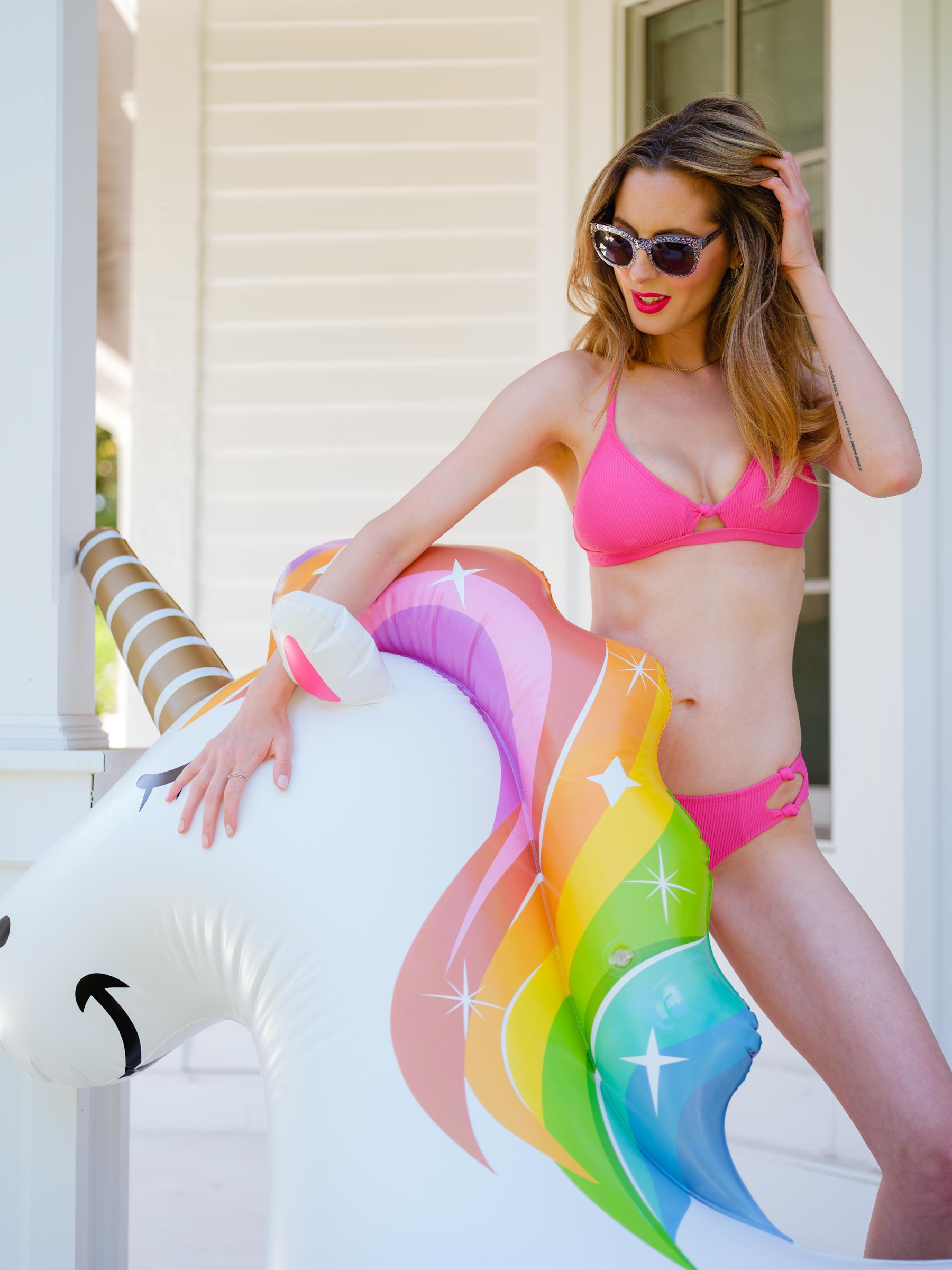 Eva Amurri shares her 2020 Swimsuit Edit