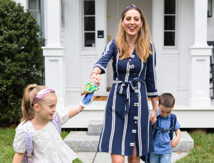 Eva Amurri shares how she's preparing for the school year