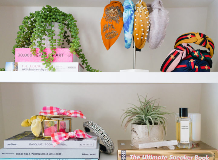 Eva Amurri shares a peek into her collection of hair accessories