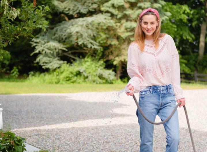 Eva Amurri shares her favorite denim for fall
