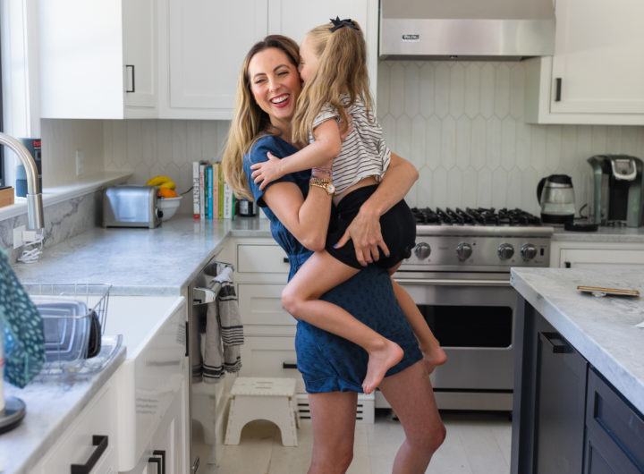 Eva Amurri shares a co-parenting update