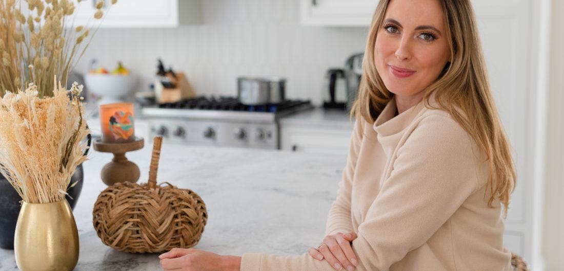 Eva Amurri shares how she decorates her home for fall