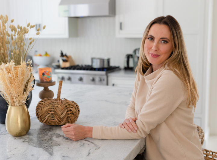 Eva Amurri shares how she decorates her home for fall