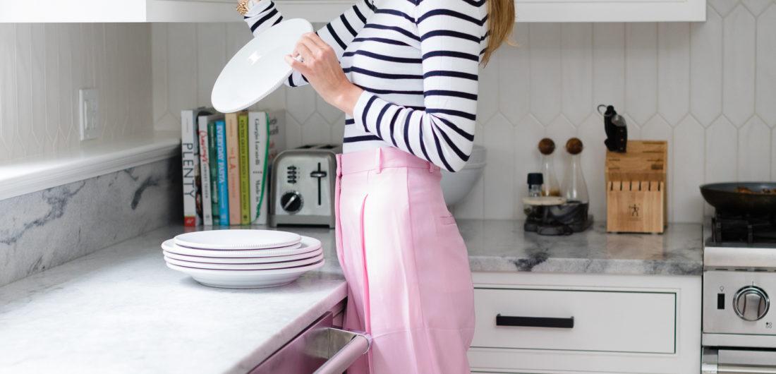 Eva Amurri shares her favorite dishes & glassware