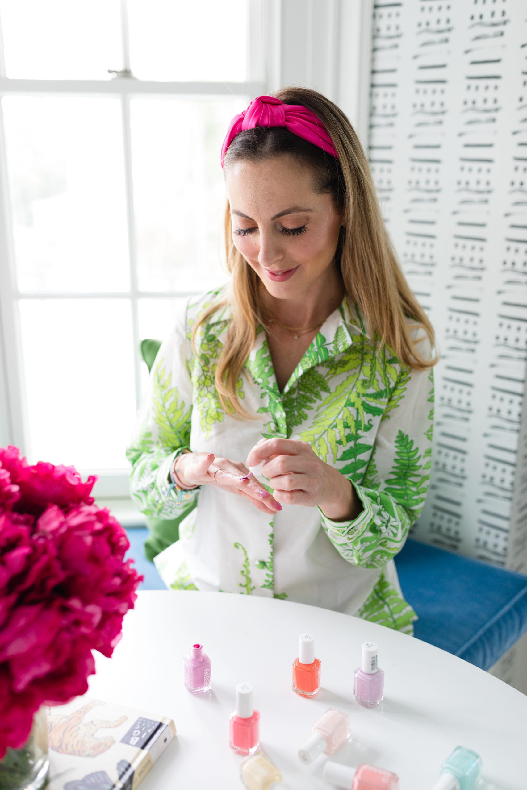 Eva Amurri shares her at-home manicure must-haves
