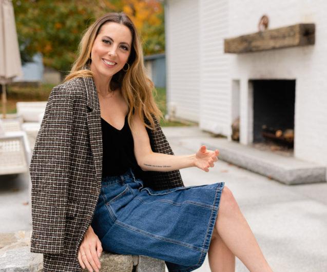 Eva Amurri shares her favorite fall blazers