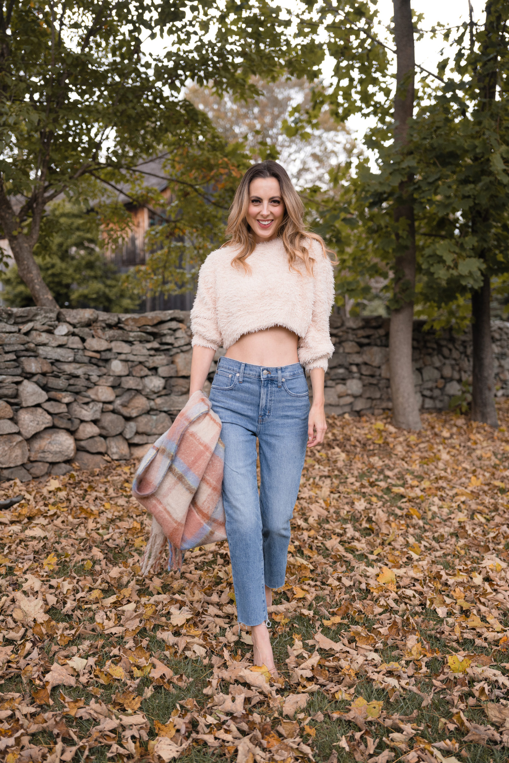 Eva Amurri shares her favorite cozy items to keep you snuggly all winter