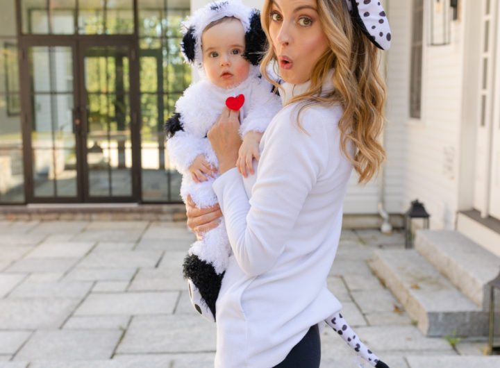 Eva Amurri shares another Family Halloween Costume idea: 101 Dalmations