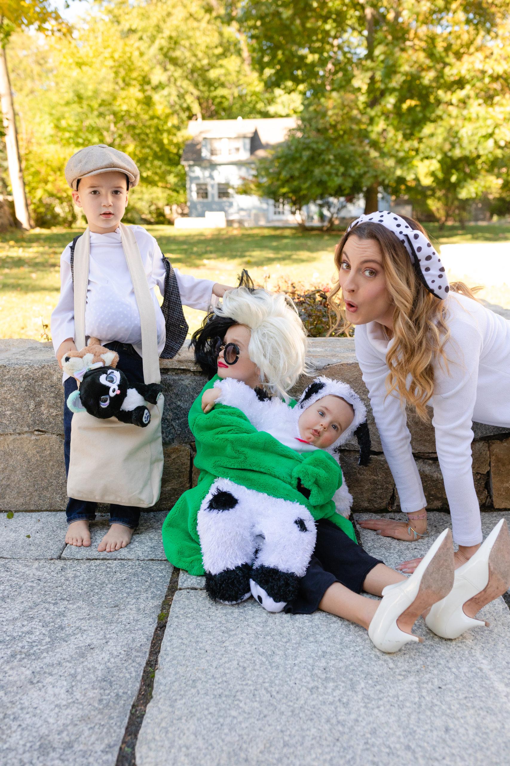 Eva Amurri shares another Family Halloween Costume idea: 101 Dalmations