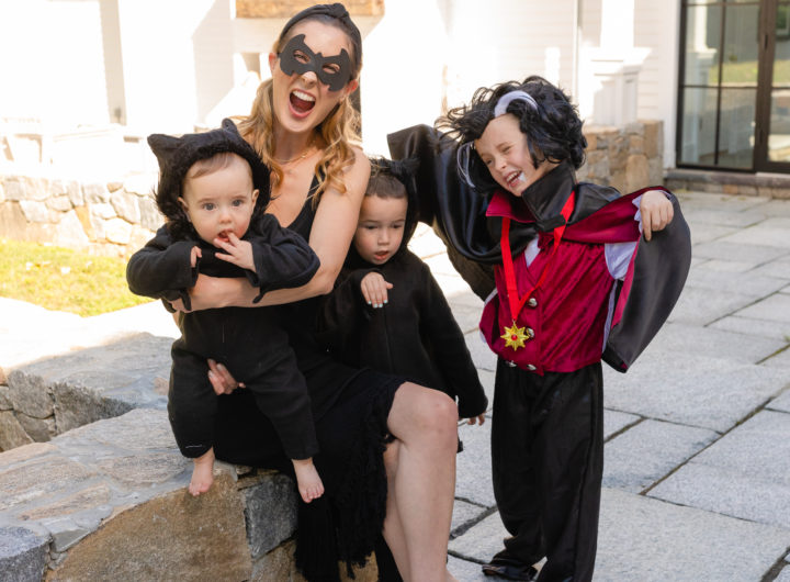 Eva Amurri shares a family vampire halloween costume idea