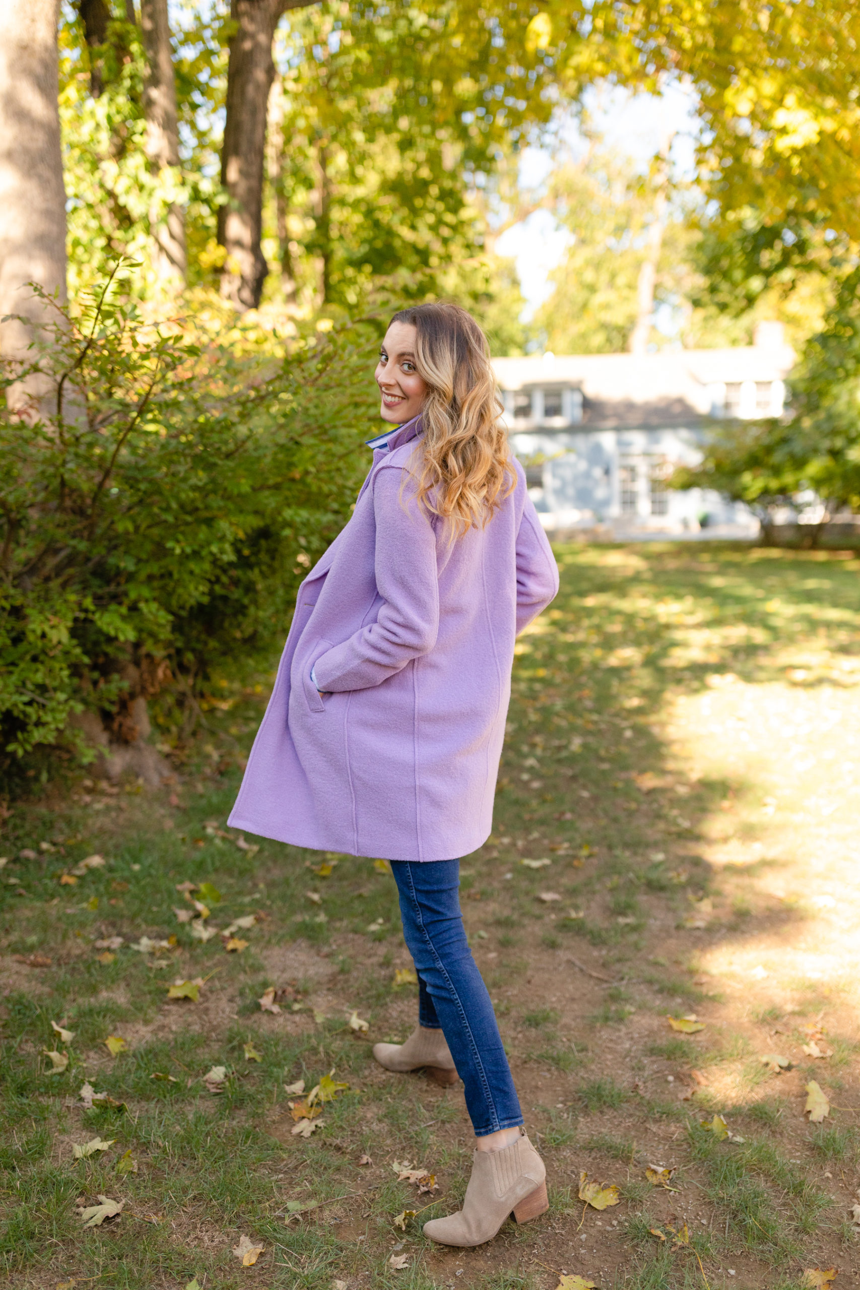 Eva Amurri shares her favorite fall jackets for 2020