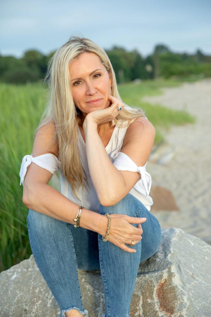 Skincare expert Jennifer Adell