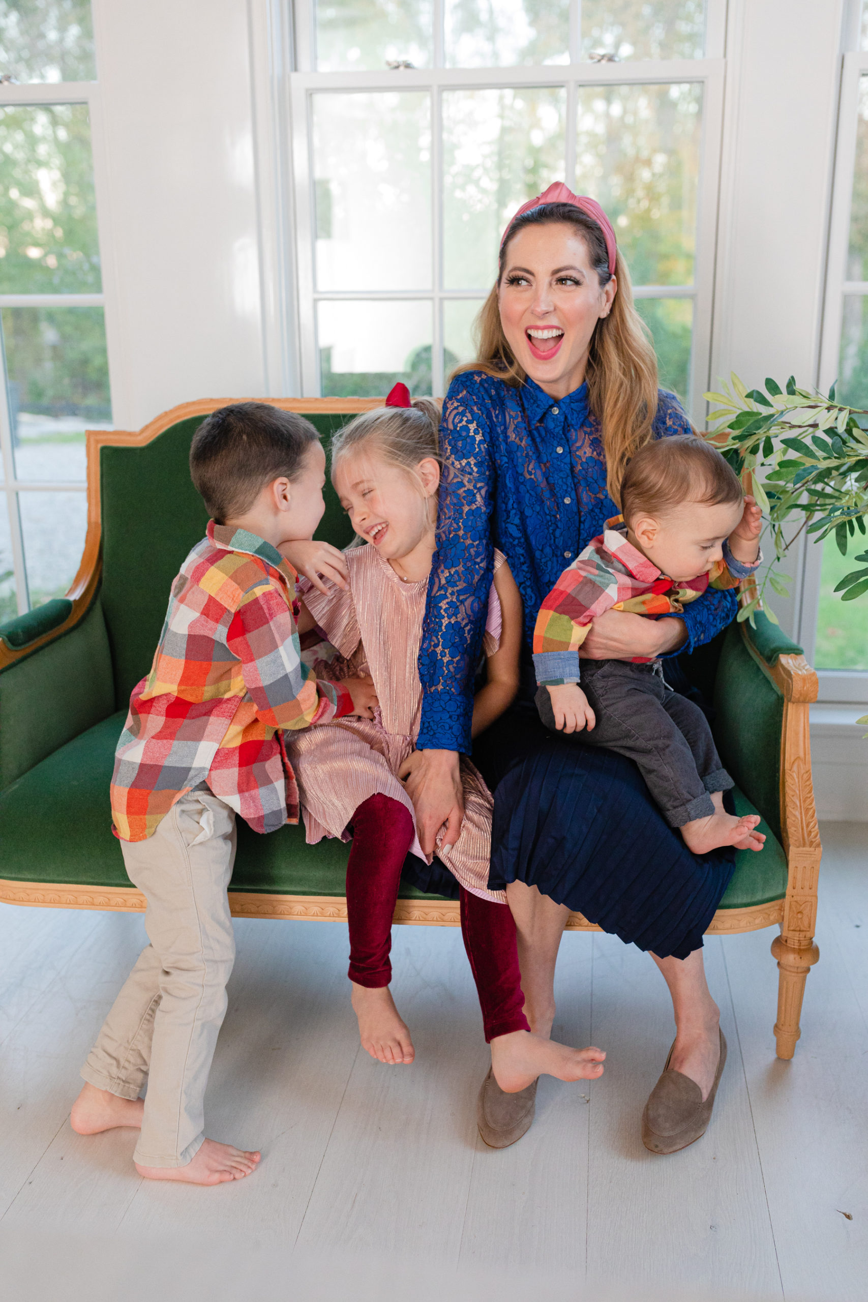 Eva Amurri shares her favorite Thanksgiving style for kids