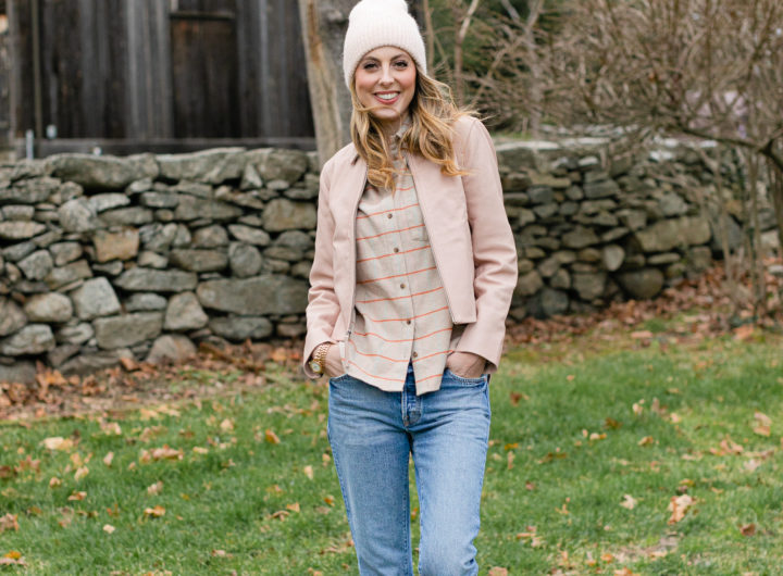 Eva Amurri shares her favorite plaid pieces.