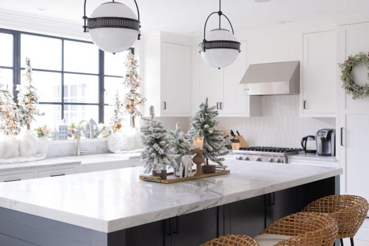 Eva Amurri shares her Christmas Home Decor
