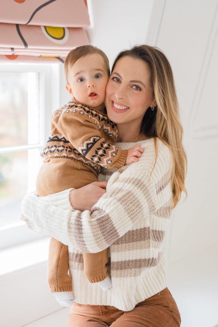 Eva Amurri shares her son's 9 month baby schedule