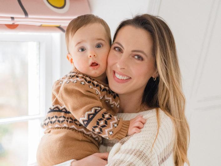 Eva Amurri shares her son's 9 month schedule