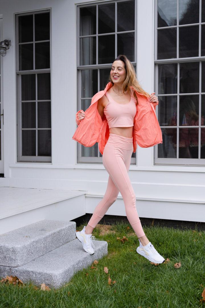 Eva Amurri shares a winter activewear roundup