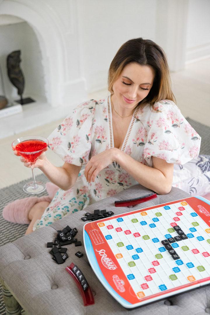 Eva Amurri shares Cute Ideas For Date Night At Home