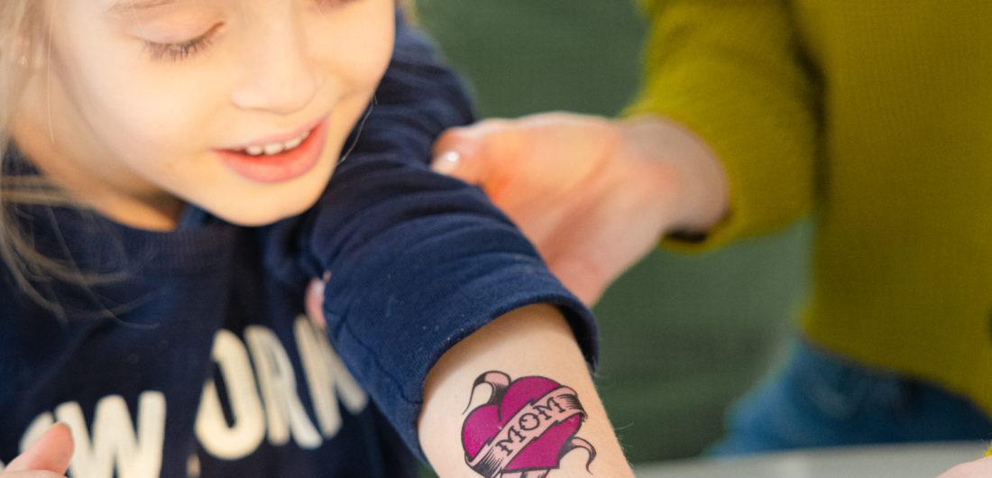 Eva Amurri shares an easy how-to for DIY Temporary Tattoos