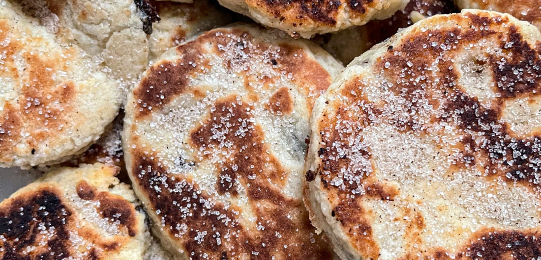 Eden Cale shares her Welsh Cakes recipe for St. David's Day