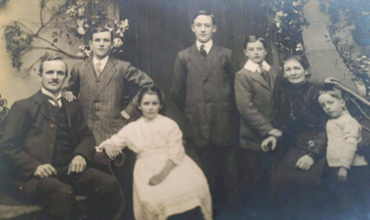 The Davies Family of Cwmamman, Wales