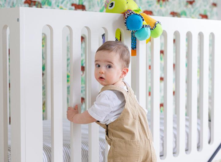 Eva Amurri shares her son Mateo's 9-12 month schedule