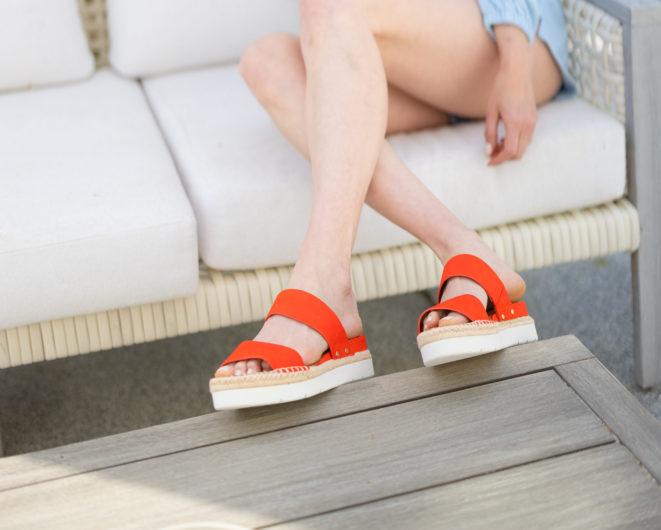 Eva Amurri shares her 2021 Summer Sandals Edit
