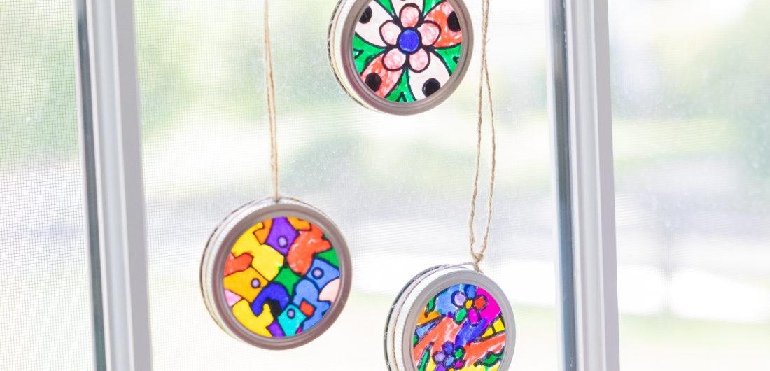 Eva Amurri shares a fun kids' craft: Her DIY Sun Catchers