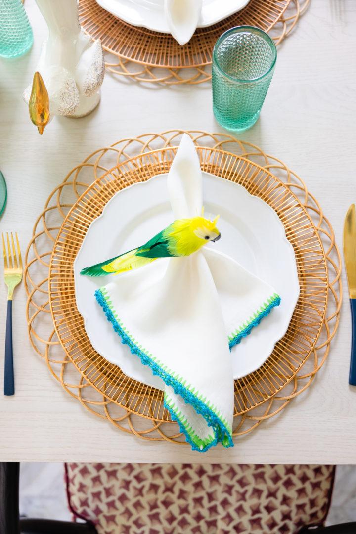 Eva Amurri shares her favorite Summer Tabletop Decor