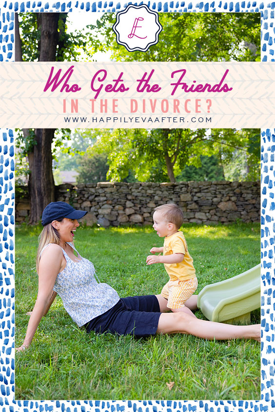 Eva Amurri discusses how to navigate friendships after a divorce