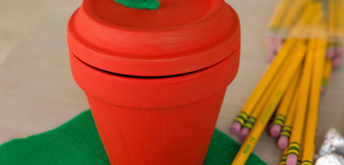 Eva Amurri shares a DIY Teacher Gift for Back-to-School