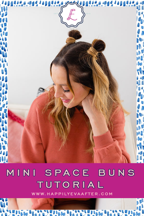 Eva Amurri shares her Mini Space Buns Tutorial   Happily Eva After   www.happilyevaafter.com