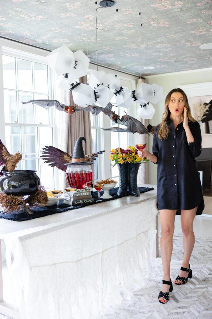 Eva Amurri shares her Halloween Decor for 2021