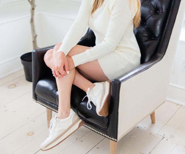 Eva Amurri shares her Fall 2021 Sneaker Edit