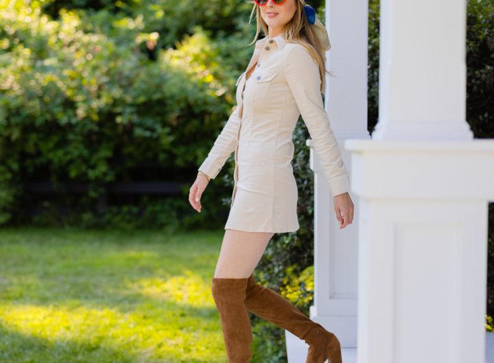 Eva Amurri shares fall pieces to add to your wardrobe