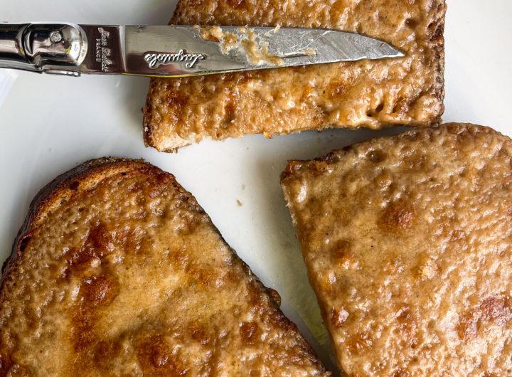 Eden Cale shares her Family's Welsh Rarebit recipe