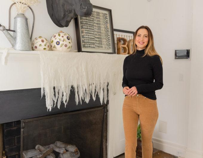 Eva Amurri shares cute corduroy pieces for Fall 2021